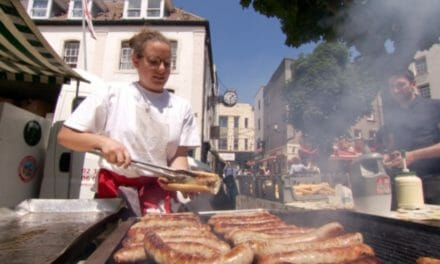 Jersey Norman market comes to town