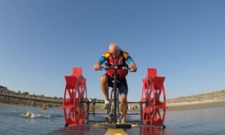 Guernseyman to cycle on water to Sark