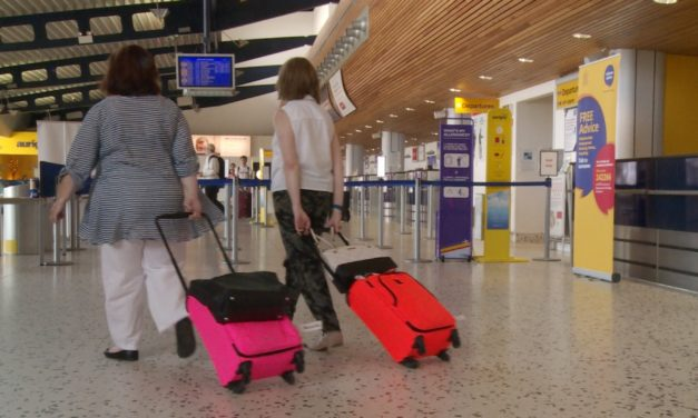 Passengers advised to check in early at Guernsey Airport