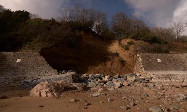 Major work to repair Guernsey's Fermain sea wall to begin next Autumn