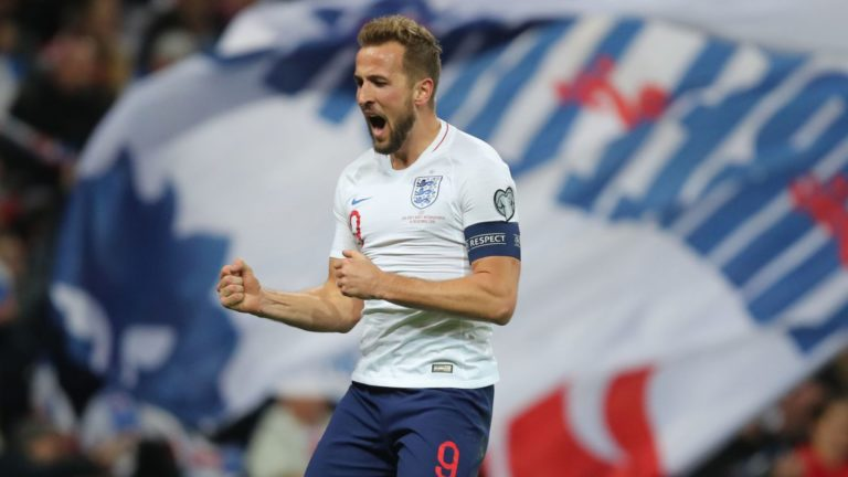 England reach Euro 2020 with 7-0 win over Montenegro