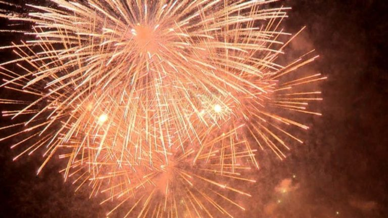 St George's Bonfire Night cancelled in Jersey
