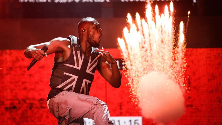 Why 'heartbroken' Stormzy 'cried for an hour' after Glastonbury set